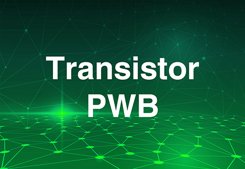 Optoswitches transistor PWB