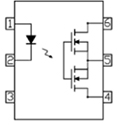 solid state relays 6 pin